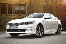 New Kia Optima goes on sale in January