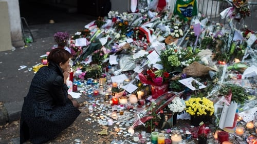 130 people were killed in the attacks in Paris on 13 November