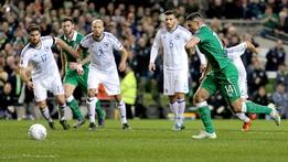 Euro 2016 Qualifiers: Republic of Ireland v Bosnia-Herzegovina