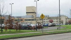 The woman's body was removed to Connolly Hospital in Blanchardstown