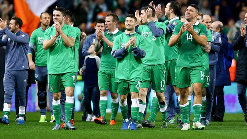 Ireland will play two Euro 2016 warm-up games in March