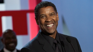 Denzel Washington will receive his award at the Golden Globes in January