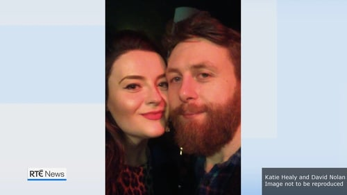 Katie Healy and David Nolan were in the Bataclan concert hall last Friday night