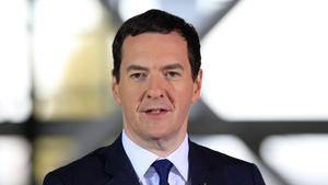 George Osborne may be lining up a bid to replace Christine Lagarde as head of the IMF