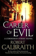 "Review: ""Career of Evil"" by Robert Galbraith"