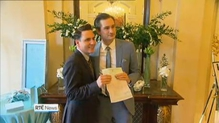 First marriage of a same-sex couple in Ireland takes place in Clonmel