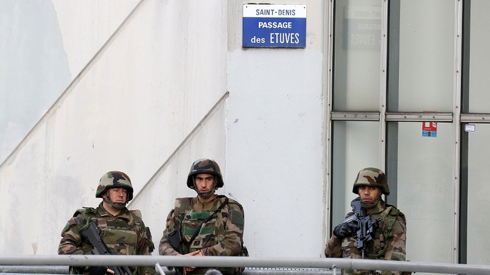 Paris remains on high alert for terror attacks