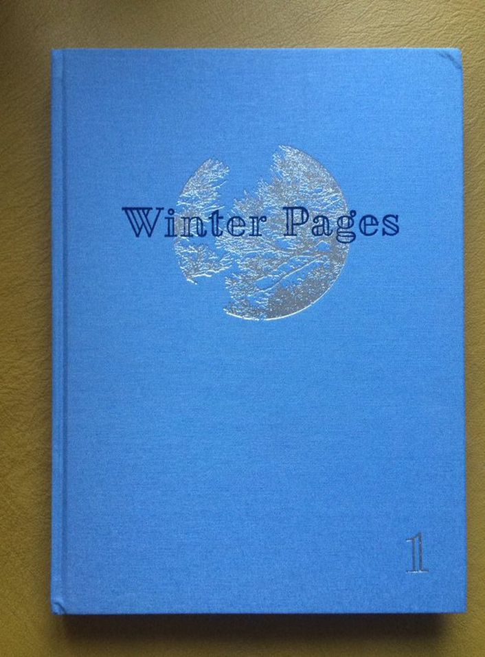 "Launch of new annual anthology ""Winter Pages"""