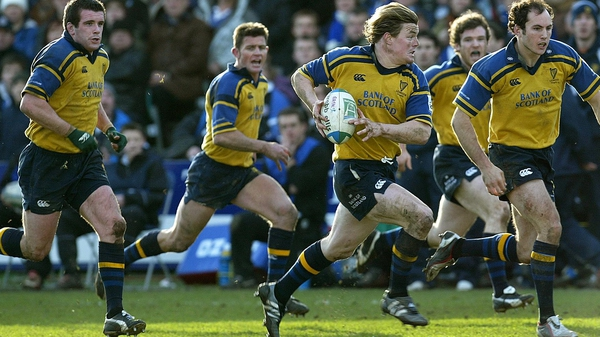 Leinster recorded a memorable win at the Rec back in January 2005