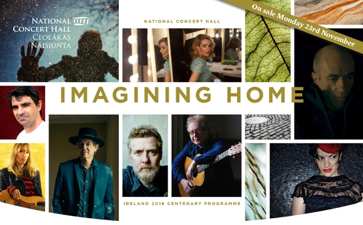 """""""Imagining Home: England"""" with Cáit O'Riordan at the National Concert Hall"""