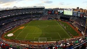 Could Ireland meet Australia at the Yankee Stadium New York?