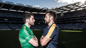 Ireland face off against Australia at Croke Park