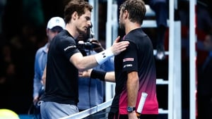 Andy Murray and Stan Wawrinka have been drawn in the same group at the O2