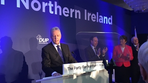 Peter Robinson, due to turn 67 next month, has been an active member of the DUP for 45 years