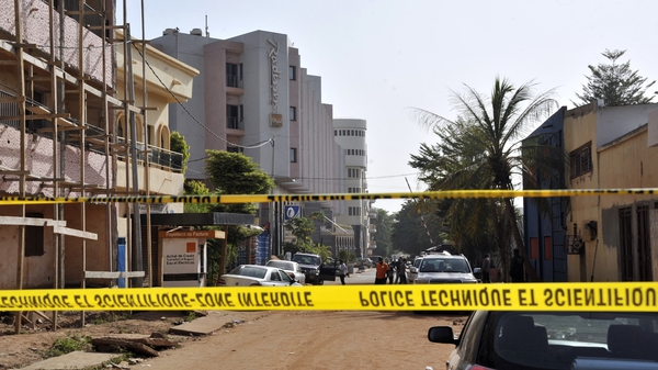 20 people were killed in the attack on the Radisson Blu hotel in Bamako last Friday