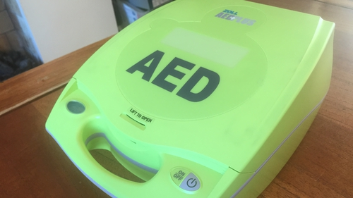 There are an estimated 10,000 automated external defibrillators in Ireland