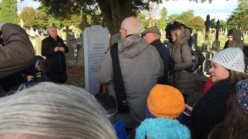 Jane Boyle was shot dead on 21 November 1920 at Croke Park in Dublin