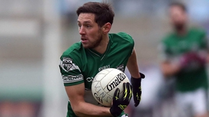 Craig Rogers got the ball rolling for Portlaoise with a seventh-minute goal