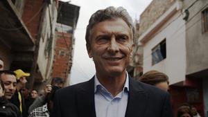 Maurcio Macri capitalised on discontent among voters