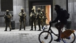 Brussels to remain on highest level of alert for another week