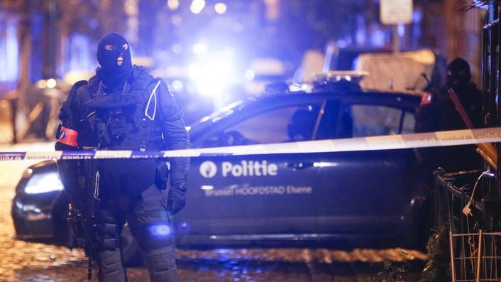 Brussels remains under highest terror alert