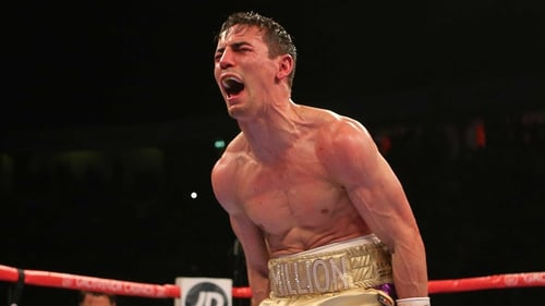 Anthony Crolla sparred Ray Moylette for the last two weeks