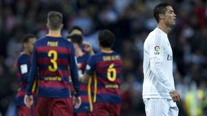 Cristiano Ronaldo is reportedly unhappy under Rafael Benitez
