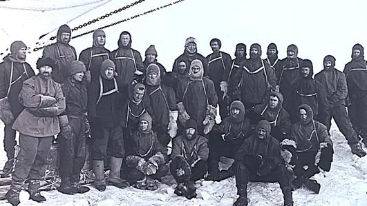 Event - Ernest Shackleton Autumn School