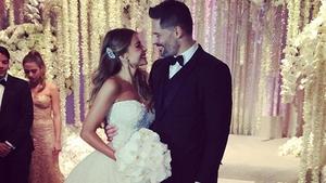 Sofia Vergara and Joe Manganiello. Instagram/sofiavergara