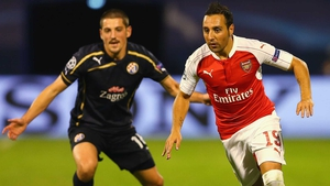 Santi Cazorla is set for an extended spell on the sidelines