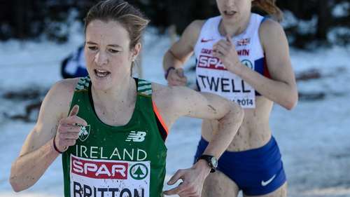Fionnuala McCormack is targeting success in France