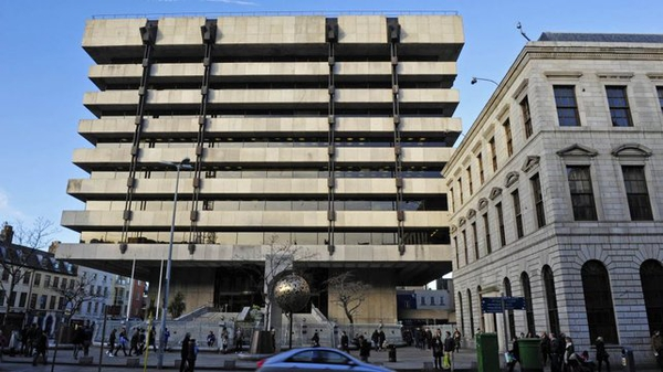 The payments were made over the past three years and amount to 0.1% of the Central Bank pay bill over the period.