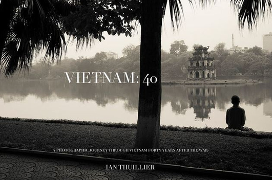 """Vietnam: 40"" by Ian Thuillier"