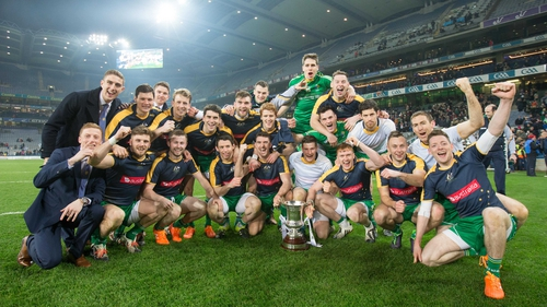 Ireland held off a valiant late effort from the tourists to secure the win