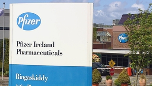 SITPU members at Pfizer's Ringaskiddy plant in Co Cork will strike for 24 hours on 15 February