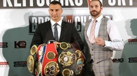 Klitschko looking for a knockout against Fury