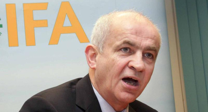 Downey steps down as IFA president