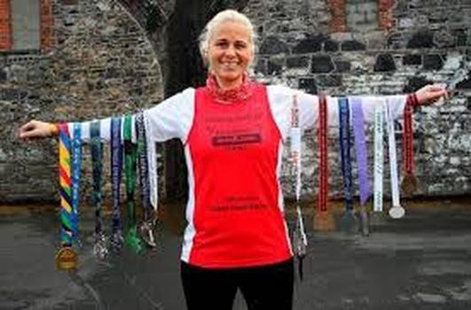 Brenda O'Keeffe - Marathon Woman