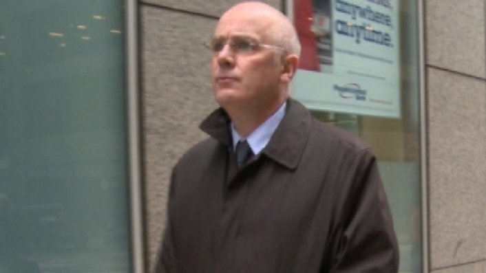 David Drumm arrested after arrival on flight from Boston