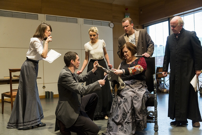 """The Importance of Being Earnest"" at the Gate Theatre"