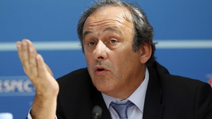Michael Platini is a former French international and president of UEFA