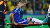 Mourinho slams 'dangerous' pitch after Terry blow