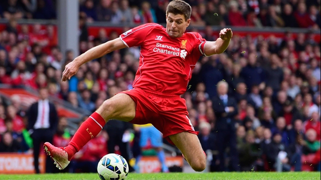 Gerrard set for training stint with Liverpool