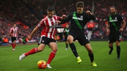 Shane Long made his first start in three months against Stoke