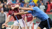 Galway beat the Dubs 50-47 in the adapted 11-a-side version of hurling in Boston