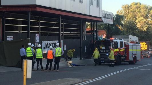 Two Irish Die in Perth
