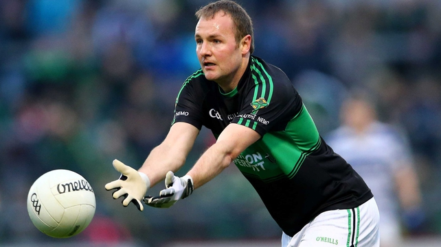 James Masters still dreaming big with Nemo Rangers
