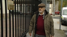 Henry Moloney began serving a three-year jail term last December