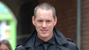 Mark Egan has pleaded not guilty to the charges