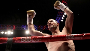 John Joe Nevin has won all seven of his pro fights to date